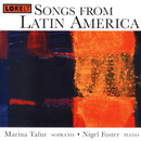 Songs from Latin America/Lontano