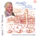 Schütz: Il primo libro de Madrigali/Orlando di Lasso Ensemble