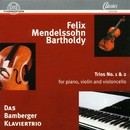 Mendelssohn: Trio No. 1 in D-Moll, Trio No. 2 in C-Moll/Das Bamberger Klaviertrio