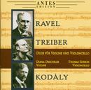Kammerkonzerte fuer Violine und Violonchello/Diana Drechsler, Thomas Gieron