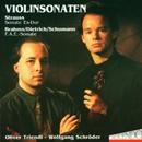 Violinsonaten/Wolfgang Schroeder, Oliver Triendl
