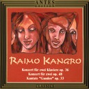 Raimo Kangro: Kompositionen/Nora Novik, Orchester Junge Philharmonie Tallinn, Kammerchor des Finnischen Rundfunks