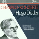 Hugo Distler: Cembalo-Konzerte/Wiener Akademie, Martin Haselböck