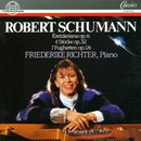 Robert Schumann: Kreisleriana, op. 16, 4 Stücke, op. 32, 7 Fughetten, op. 126/Friederike Richter