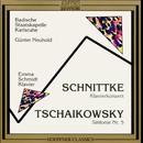 Schnittke, Tschaikowsky/Badische Staatskapelle Karlsruhe, Guenter Neuhold, Emma Schmidt
