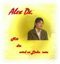Mit Dir wird es Liebe sein/Alex De.