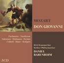 Mozart : Don Giovanni/Daniel Barenboim