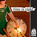 Time Is Right/Broken Blaze