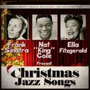 "Christmas Jazz Songs (Remastered)/Nat ""King"" Cole, Ella Fitzgerald, Frank Sinatra"