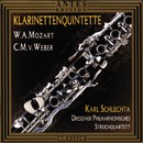 Klarinettenquintette/Karl Schlechta, Dresdner Philharmonisches Streichquartett