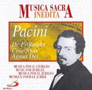 Musica Sacra Inedita: Giovanni Pacini/Orchestra sinfonica della radio nazionale slovacca, Coro dell'Opera di Bratislava, Edoardo Brizio, Nadezna Rakova