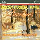 Debussy, Poulenc, Ravel: Chansons/Norddeutscher Figuralchor, Jörg Straube