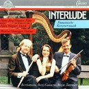Interlude - Französische Musik für Flöte, Violine und Harfe/Hans-Jörg Wegner, Marcus Honegger, Ellen Wegner