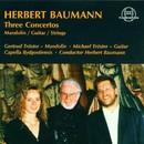 Herbert Baumann: Three Concertos/Michael Tröster, Gertrud Tröster, Capella Bydgostiensis