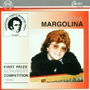 First Prize Schubert Competition 1995/Elena Margolina