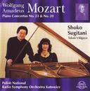 Mozart: Klavierkonzerte KV 488, KV 466/Polish National Radio Symphony Orchestra, Shoko Sugitani, Takao Ukigaya