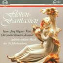 Flöten-Fantasien/Hans-Jörg Wegner, Christiane Kroeker