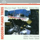 Modern Piano Trios/Göbel-Trio Berlin