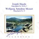 Haydn: Streichquartett Nr. 3, C-Dur, Streichquartett Nr. 5, F-Dur & Mozart: Streichquartett Nr. 19, D-Dur/Bamberger Streichquartett, Münchner Streichquartett