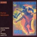 Darius Milhaud - Carnaval d'Aix 1932/Duo Piano - Isabelle et Florence Lafitte