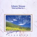 Johann Strauss: Walzer und Polkas/Orchester der Wiener Volksoper, Carl Michalski