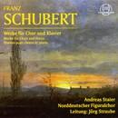 Franz Schubert: Werke für Chor und Klavier/Andreas Staier, Norddeutscher Figuralchor, Jörg Straube