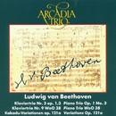 Ludwig van Beethoven: Klaviertrios/Arcadia Trio