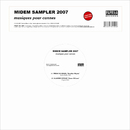 Midem Sampler 2007 - Musiques pour Cannes/Midem Sampler 2007 - Musiques pour Cannes