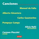 Canciones/Alicia Nafé & Carmen Piazzini