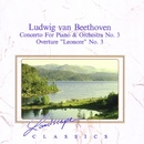 Ludwig van Beethoven: Konzert für Klavier und Orchester, Nr. 3, C-Moll, op. 37 - Leonoren-Ouvertüre Nr. 3, C-Dur, op. 72a/Philharmonische Vereinigung Arte Sinfonica, Heribert Brandt