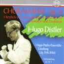 Hugo Distler: Choralmesse op. 3/Hugo-Distler-Ensemble Lüneburg