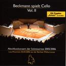 Beckmann spielt Cello Vol II/Thomas Beckmann