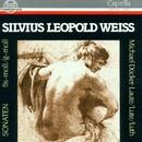 Silvius Leopold Weiss: 2 Lautensonaten/Michael Dücker