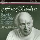 Franz Schubert: Klaviersonaten/Alfred Kitchin