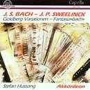 Johann Sebastian Bach: Goldberg Variationen - Jan P. Sweelink: Fantasia/Stefan Hussong