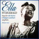Sings the Cole Porter & Rodgers and Hart Song Books Vol. 2/Ella Fitzgerald