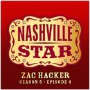 Something To Be Proud Of [Nashville Star Season 5 - Episode 4]/Zac Hacker