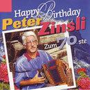 Happy Birthday Peter Zinsli/Peter Zinsli