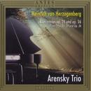 Heinrich von Herzogenberg/Arensky Trio