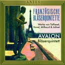 Französische Bläserquintette/Avalon Bläserquintett, Daniel Lampert, Stefan Schilli, Stefan Zimmer, Christian Lampert, Bernhard Straub