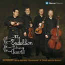 Schubert : String Quartets No.13, 'Rosamunde' & No.14, 'Death and the Maiden'/Endellion String Quartet