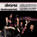 Ludwig van Beethoven: Klavierquartett, Es-Dur, op.16 - Carl Maria von Weber: Klavierquartett, B-Dur, op. 8/Álvarez Klavierquartett