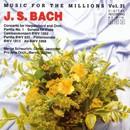 Music For The Millions Vol. 31 - Johann Sebastian Bach/Pro Arte Chamber Orchestra, Christiane Jaccottet