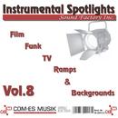 Instrumental Spotlights (Vol. 8)/Sound Factory Inc.