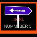 Nummber 5/Jackson Steve