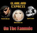 On The Fanmile/Glamland Express