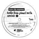 Hello From Planet Earth (Remixes Vol.1)/Luna City Express