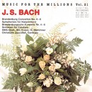 Music For The Millions Vol. 21 - Johann Sebastian Bach/Southwest Studio Orchestra, Christiane Jaccottet