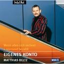 Eigenes Konto/Matthias Beltz