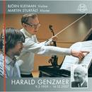 Harald Genzmer: Die Werke für Violine und Klavier/Björn Kleiman, Martin Sturfält
